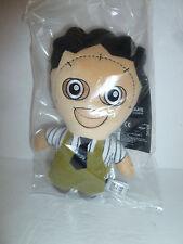 Leatherface The Texas Chainsaw Massacre plush toy doll happy KidRobot Phunny NEW