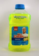 Mr. Clean Antibacterial Multi-Purpose Cleaner, Summer Citrus, 45 fl oz