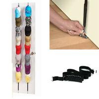 Cap Adjustable Room Rack Hat Closet Organizer Storage Door Bag Hanger Holder