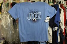 Utah Jazz T-Shirt Baby Blue (L) Large (42-44) NWT
