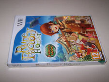 RUNE FACTORY FRONTIER - Nintendo WII - UK PAL -  NEW FACTORY SEALED EXC COND