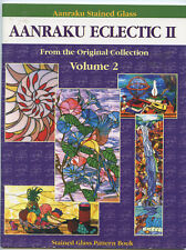 AANRAKU ECLECTIC II Vol.2 Stained Glass Patterns from the Original Collection