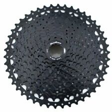 SunRace CSMS8 Wide Ratio Cassette 11-46T , 11 Speed , Black