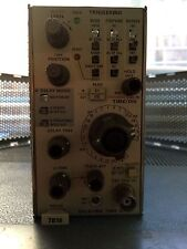 TEKTRONIX 7B15 TIME BASE PLUGIN for 7000 series OSCILLOSCOPES