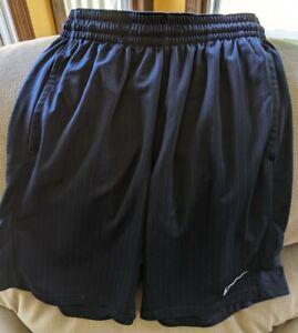 Nike Men's Athletic Shorts Navy Size Medium