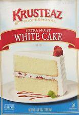 4 Pounds 8 Ounces Krusteaz Extra Moist White Cake Mix