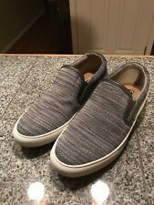 Express Mens Slip On Knit Shoe New Size 9