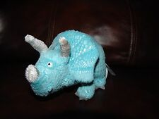 "Disney Store Toy Story 3 Trixie the Blue Dinosaur Plush Doll 9 1/2"""