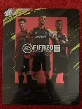 FIFA 20 Ultimate Team Steelbook Case-Play Station & Xbox