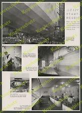 Luftschiff Bau LZ 129 Werft Arbeiter Friedrichshafen Technik Innendetails 1936