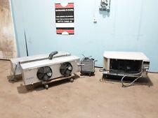 "Copeland, Heatcraft"" Compressor & 2 Evaporator Coil For Walk In Cooler & Freezer"