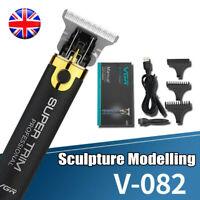 VGR Outliner Cordless Trimmer Wireless Portable Men Body Face Hair Clipper HOT