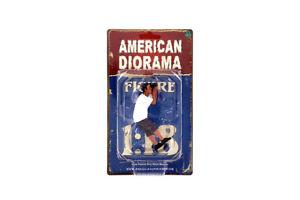 "Weekend Car Show IV Guy American Diorama 1:18 Scale 4"" Male Man Figure"