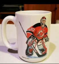 MARTIN BRODEUR VINTAGE LIMITED EDITION COFFEE MUG