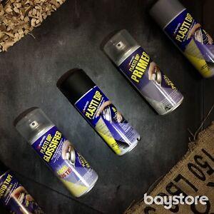 Performix™ Plasti Dip Rubber Spray Paint Kit | Primer • Aerosol • Glossifier