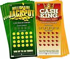 broma loteria ganador gracioso raspar anuncia ganador risa 6 boletos regalo