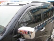 ABS Chrome Side Door Rear View Mirrors Cover Trim for Nissan X-trail 2008-2012