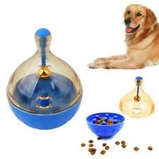 Pet Tumbler Interactive Food Dispensing Toy Dog Puppy Food Feed Toys HD