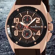 New Studer Schild Bell Chronograph Men's Watch