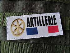"""SNAKE PATCH """" Artillerie """" --- Artilleur sur canon mortier AUF1 OPEX"""