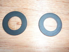 """2 High Temperature EPDM Washers for 15mm or 1/2"""" Essex Flange up to 90 degrees C"""