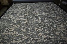 "ACU Digital Camo 2 Layer Assault Gore Tex® Ripstop Nylon Fabric Outdoor 60""W DWR"