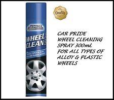 3 X Car Pride rueda Cleanspray Extra Brillo Suave Car Care todas las ruedas de aleación
