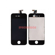 iPhone 4 Front Assembly – LCD and Digitizer Replacement – Black [CDMA Only] CAD