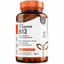 Vitamina B12 1000 mcg  365 Compresse