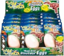 Wild World Dinosaur Magic Grow Egg