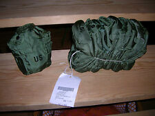 NEW US Military Issue Water Canteen Covers Insulated 1Qt Lot of 12 NEW Old Green