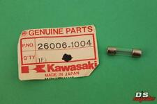Kawasaki NOS NEW 26006-1004 Fuse 2A L=25mm KZ KZ1300 1979-82