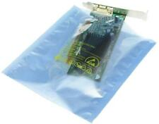 Shielded Anti-Static Heat Seal Bags ESD-Safe - 102 x 152mm, 100 Pack - ANTISTAT