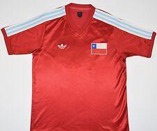 CHILE ADIDAS ORIGINALS FOOTBALL SHIRT (SIZE M)