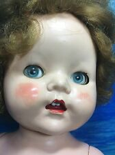 1950s Pedigree Walker Doll With Original Certificate, See Detailed Pics,read Des
