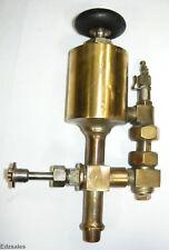 Vintage Essex Brass Corp Detroit Michigan Hit Miss Steam Engine Oiler