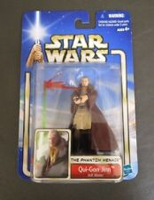 Qui-Gon Jinn Jedi Master 2002 STAR WARS The Saga Collection MOC #32