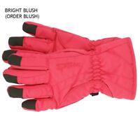Regatta Elmer Girls Pink Warm Winter Snow Gloves