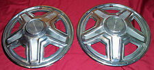 "Old Mustang Hub Caps 1965 66 67 68 69 Hubcaps Vintage Ford Car Auto 14"" Wheel 2"