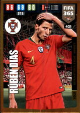 Panini Fifa 365 2020 Karten Cards 401 - Ruben Dias - UEFA Nations League Winner