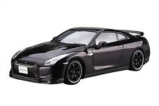 Aoshima 1/24 The model car series No.35 Nissan R35Gt-R Spec-V 2009 Model Kit