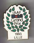 RARE PINS PIN'S .. AUTO CAR PETROLE OIL MOBIL IAAF F1 GRAND PRIX 93 LILLE 59~C3