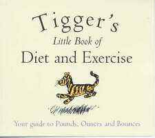 Tigger's Little Book of Diet and Exercise by A. A. Milne (Paperback, 2002)