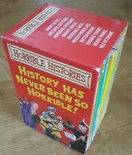 Box set 9 Horrible Histories