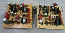 Sony TA 1120A vintage amplifier, 2x Original boards (1-538-719-12)