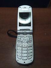 LG U8330 Silver-Rosso usato non funzionante