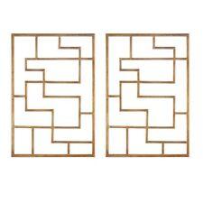 Uttermost 04032 Quaid Gold Wall Art