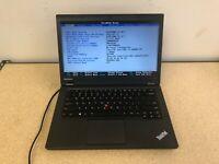Lenovo ThinkPad T440P i7-4600m @ 2.9GHz 8GB 500GB*** (No OS* or PS)***