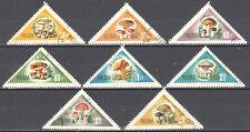 Poland 1959 - Mushrooms - Mi 1093-1100 - used gestempelt