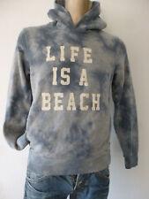 SCOTCH & SODA Sportswear Hoodie Kapuzen Pullover Sweat-Shirt blau Gr S Neu